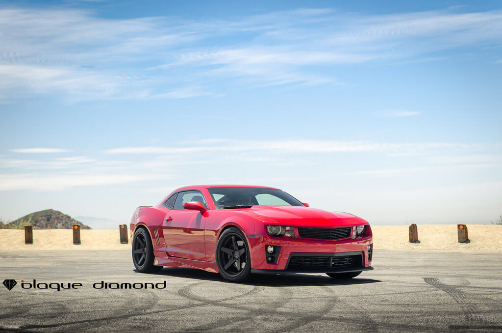2013 Chevy Camaro SS with ZL1 bumper