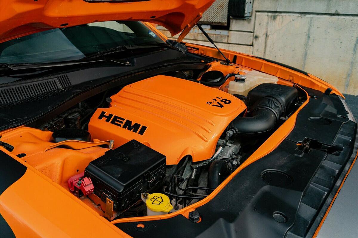 Dodge Charger 5.7L HEMI