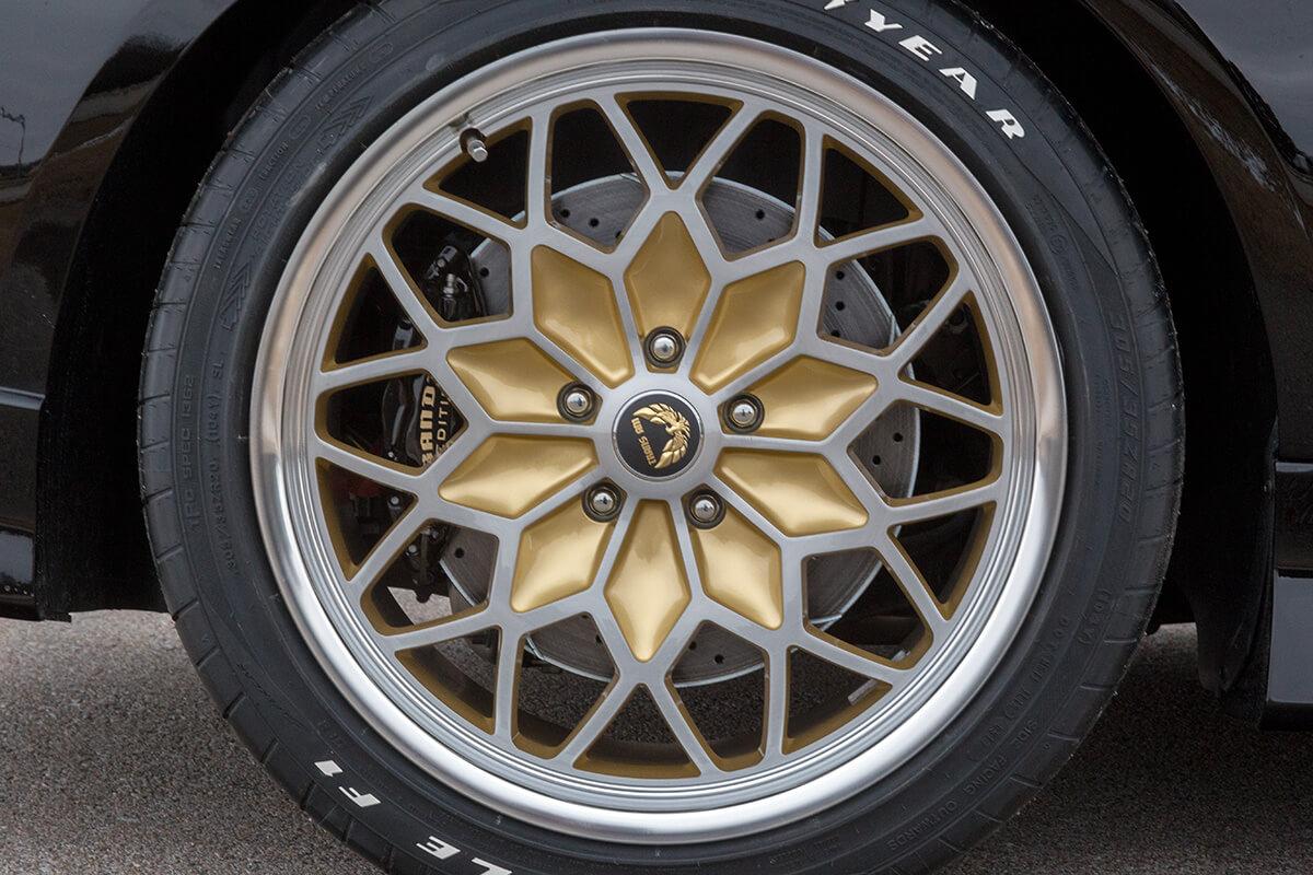 Ponstiac Firebird Trans AM wheels